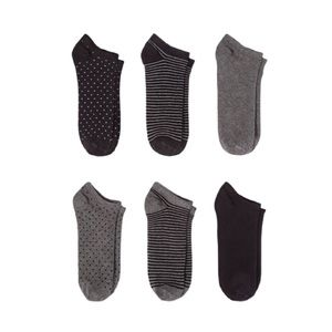 3 for $20 A New Day Women's Socks. 6 Pairs.